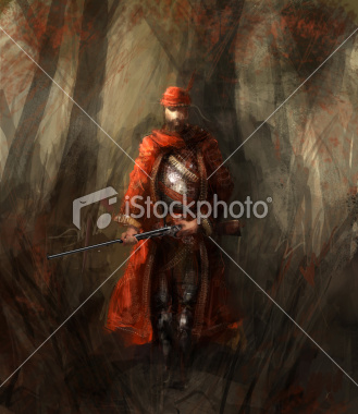 stock-photo-21011994-hunter-in-the-forest