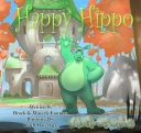 Happy Hippo - Cover Final - Kindle - 8.5 x 8.5 - 8-24-2015